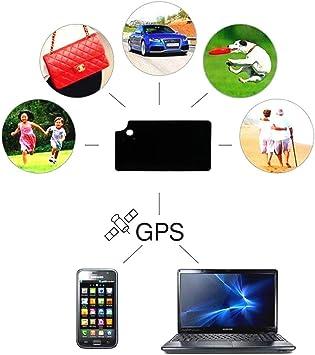 TKSTAR TK912 Mini rastreador de GPS para Mascotas, monederos para niños/Bicicletas/automóviles/Archivos Importantes, Ocultos: Amazon.es: Electrónica