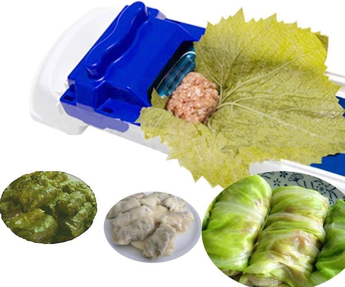 Magic Stuffed Grape /& Vegetable Meat Rolling Tool Cabbage Leaf Rolling Tool-Yaprak Sarma Dolmer Roller Machine Moedor De Carne