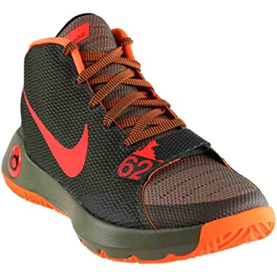 cheap for discount 516e5 83b8b Nike 749377-263 Kevin Durant Trey 5 III Premium Olive Orange Basketball Men