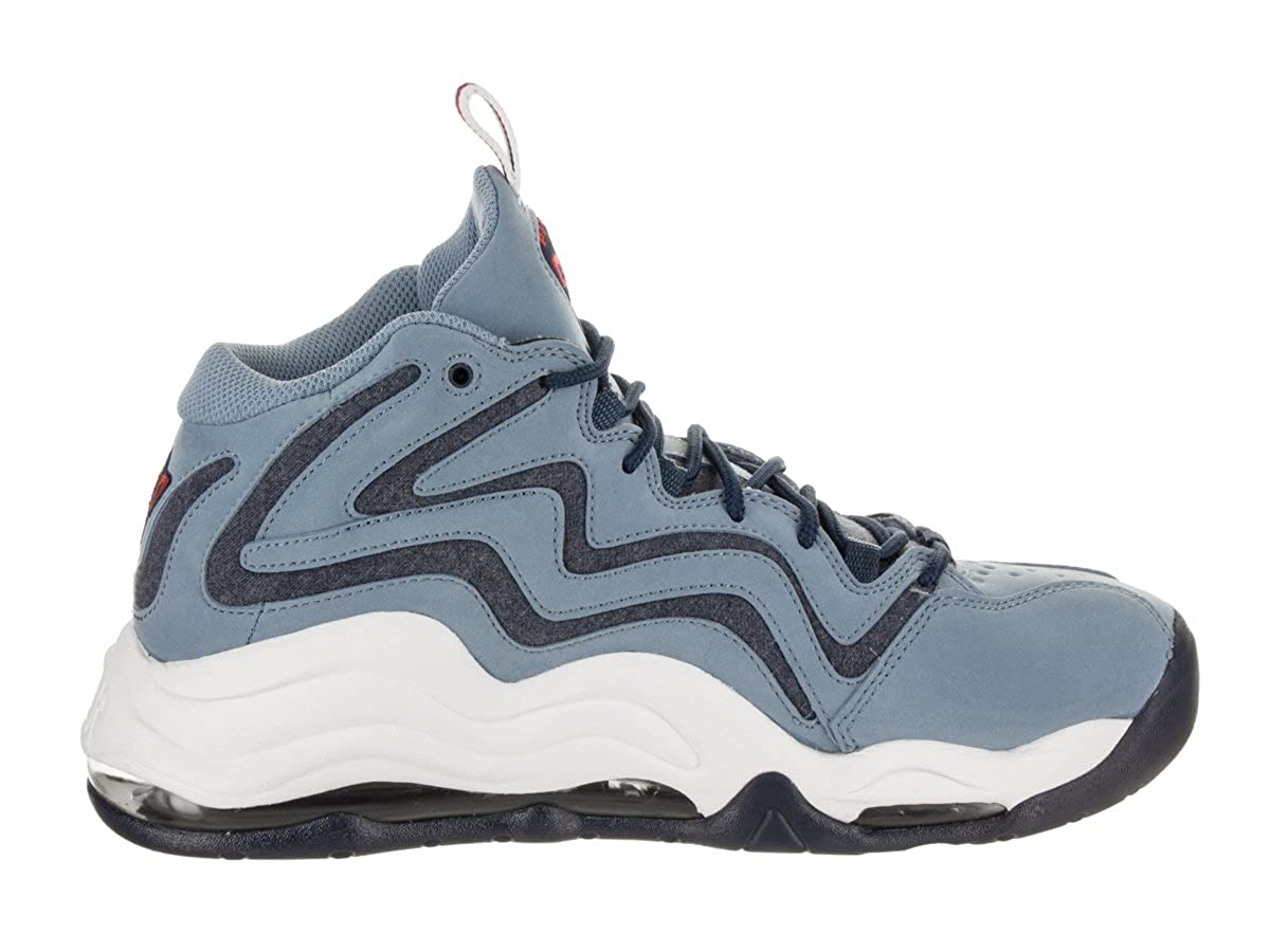 the latest 8ca9c 43ce1 Amazon.com   Nike Mens Air Pippen Leather Trainer Basketball Shoes    Basketball