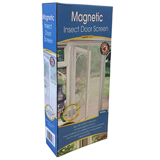 31 opinioni per Magnetico Insect Door Screen–bianco