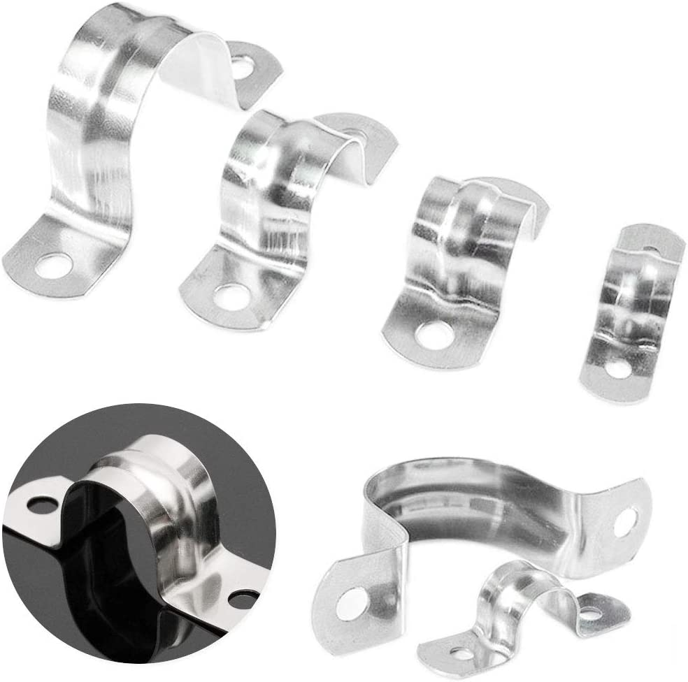 Stainless Steel Clip,Saddle Clamp,Stainless Steel Saddle,Pipe Saddle Clip,Pipe Clip,Plumbing Pipe Clip,Pipe Saddle Clip Brackets-M16