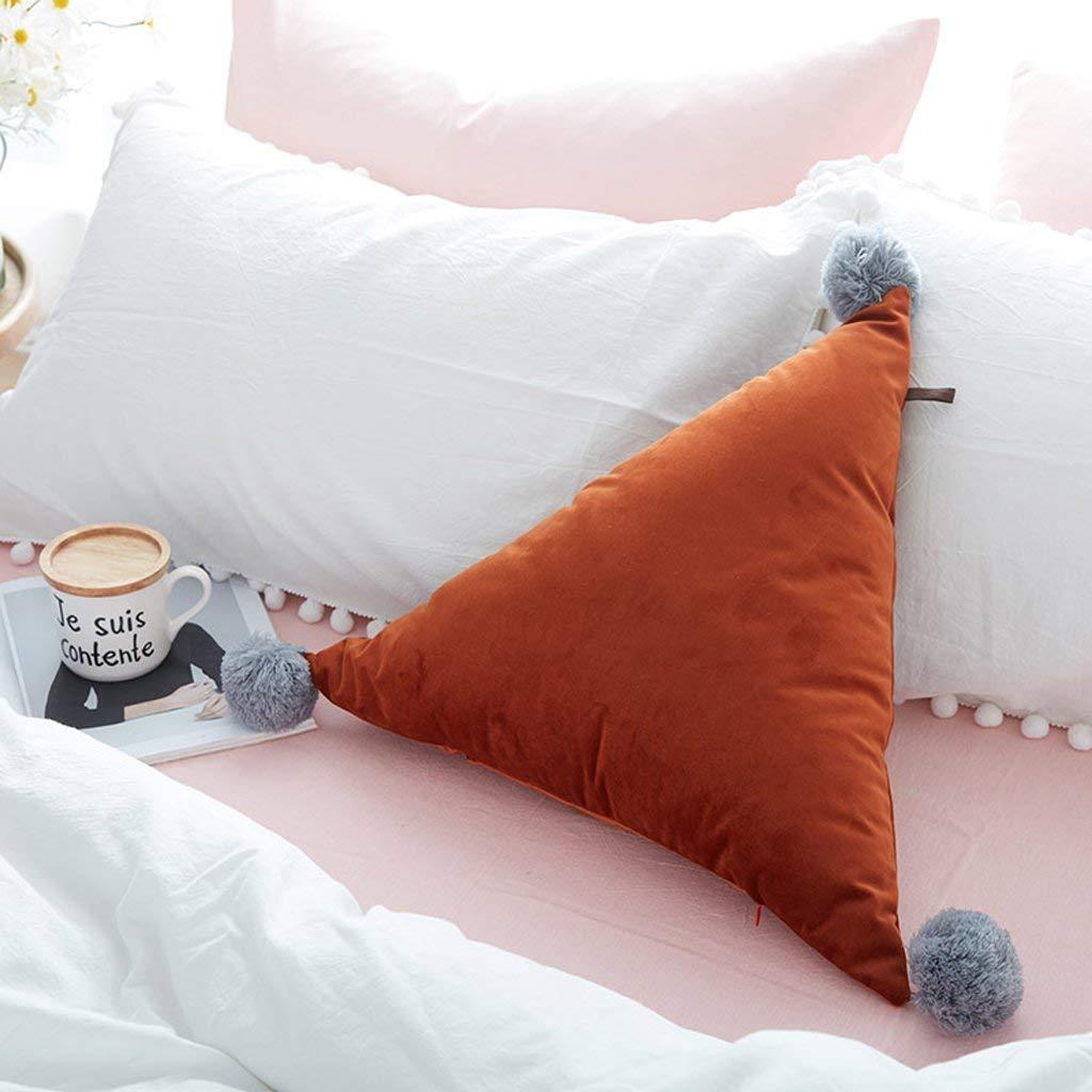 promociones emocionantes B MWPO KK Pillow, Creative Cushion Cute Star Pillow Girls Girls Girls Festive Gifts Moderno Simple Accesorios para el hogar Coche de Juguete de Peluche 5050  tienda de venta en línea