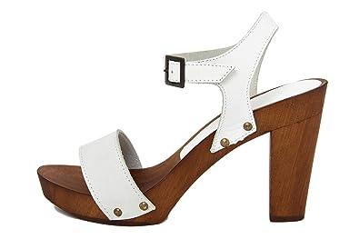 Sandale En 301 boston bianco 210 Marradini nabuk 41 Femme Cuir kOZiPXu