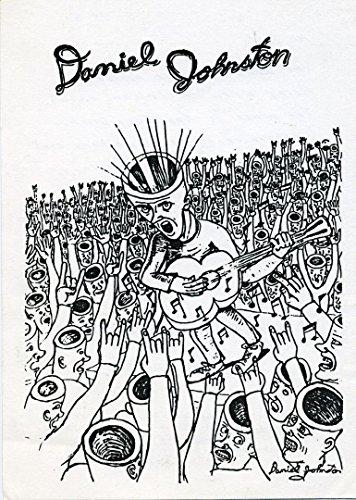Devil And Daniel Johnston Movie Poster 18'' X 28'' (The Devil And Daniel Johnston compare prices)