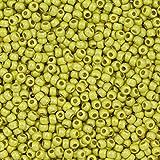 Toho Round Seed Beads Size 11/0, 8g Tube