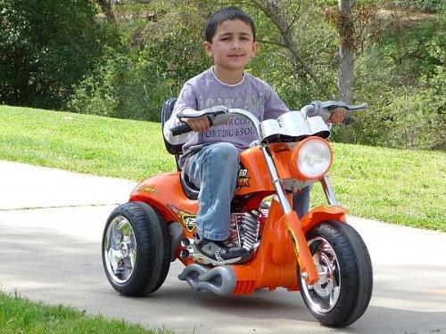 Big Wheel Harley - 6