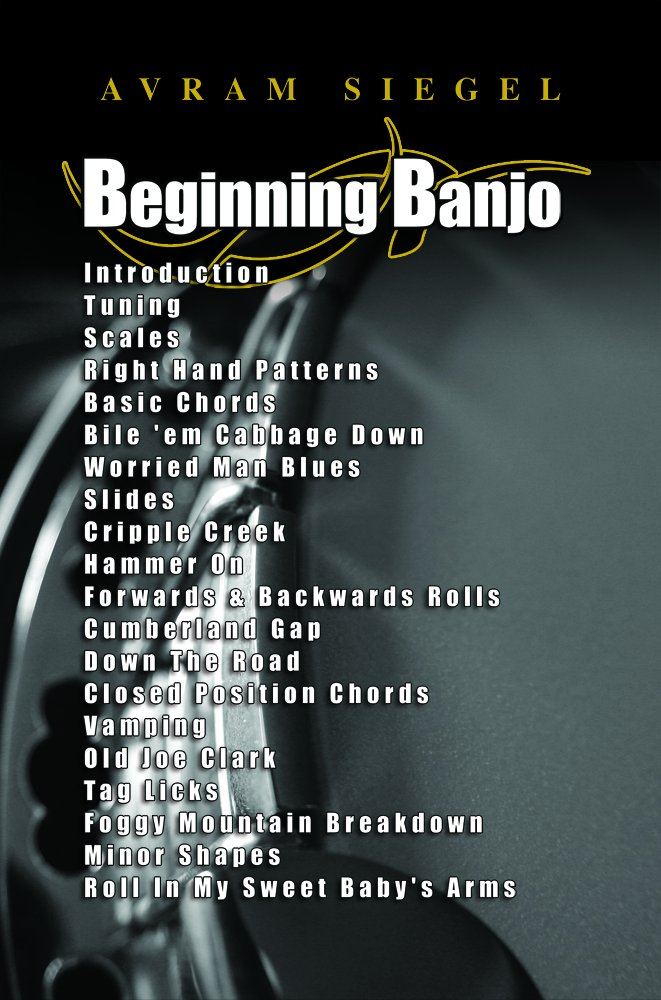 Amazon How To Play Banjo For Beginners Learn Bluegrass Banjo