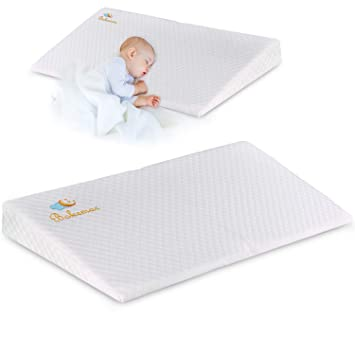 Amazon.com: Cojín universal para cuna para colchón de cuna ...
