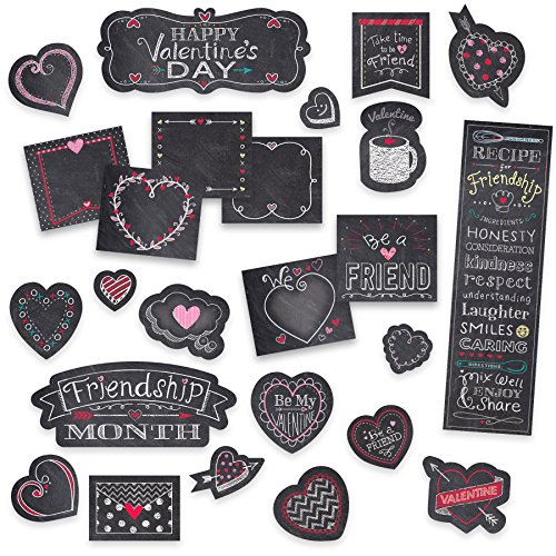 Creative Teaching Press Cut Outs, Décor Bulletin Board (Valentines Day Bulletin Board)