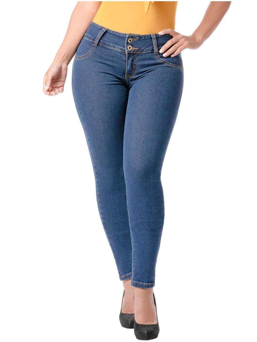 Lowla Colombian Skinny Jeans For Women Butt Lift Pantalones De Mujer Colombianos Buy Online In Grenada At Grenada Desertcart Com Productid 31073758
