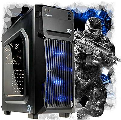 toletec PC AMD FX 8300 8 x 4.2 GHz Radeon RX 480 8 GB OC 1TB