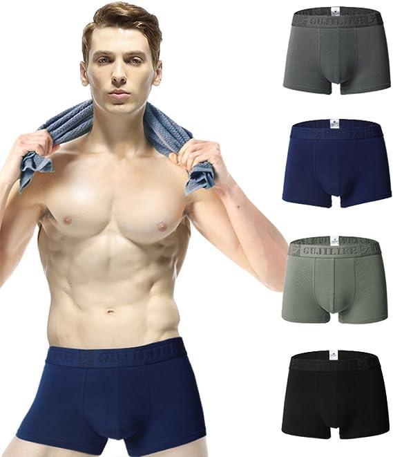 Gfirmament Slips Hombre Pack Slips para Hombre Boxer de Algodón ...