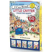 Little Critter Collector's Quintet: Critters Who Care, Going to the Firehouse, This Is My Town, Going to the Sea Park, To the Rescue