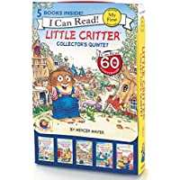 Little Critter Collector's Quintet: Critters Who Care, Going to the Firehouse, This Is My Town, Going to the Sea Park, To the Rescue (My First I Can Read)