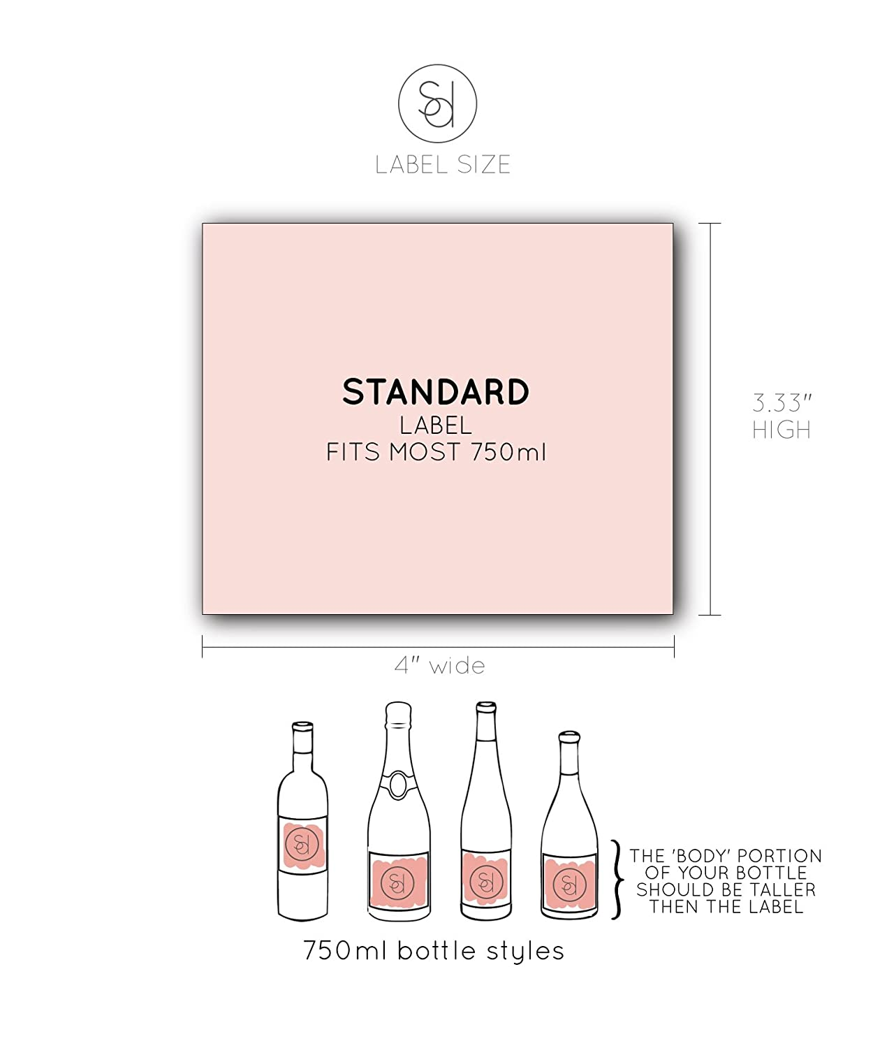 Personalized Legal AF Birthday Wine bottle labels Rose Gold Foil 21st Birthday Gift or Party decor