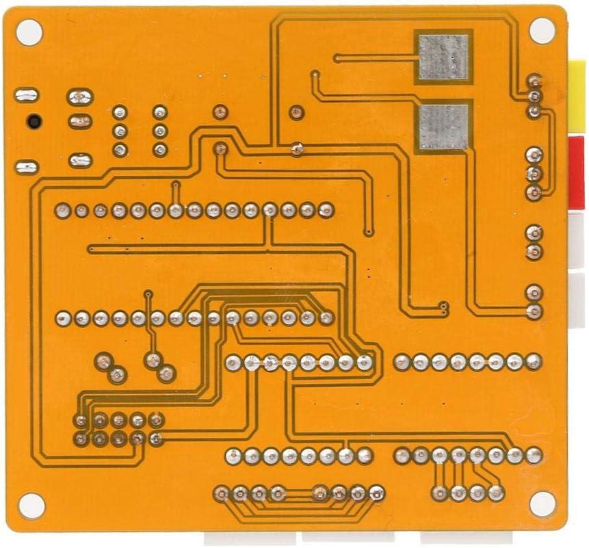 dans Les limites de 2A 12V 5A Tableau de Commande de graveur DIY pour Machine de Gravure CNC Bewinner Tableau de Commande de graveur de Travail du Bois pour Moteurs Pas /à Pas /à 2 Fils et 4 Fils