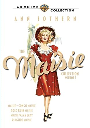 a80f5c58814c Amazon.com  The Maisie Collection  Volume 1  Ann Sothern  Movies   TV