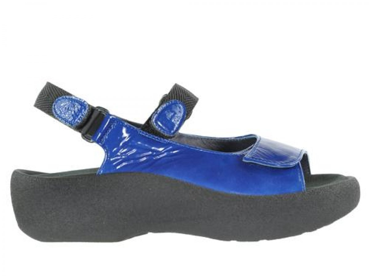 Wolky Comfort Jewel B00W5K9XO2 44 EU|60860 Ocean Patent Leather