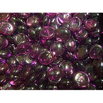 Glass gems vase fillers scarlet red 1 lb for 15 creative vase fillers