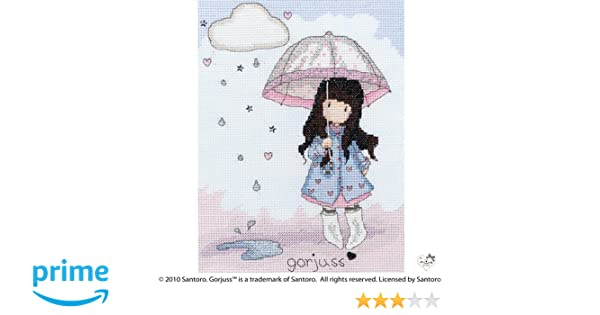 Cross stitch - Bothy Threads - Puddles of Love by Bothy Threads: Amazon.es: Oficina y papelería