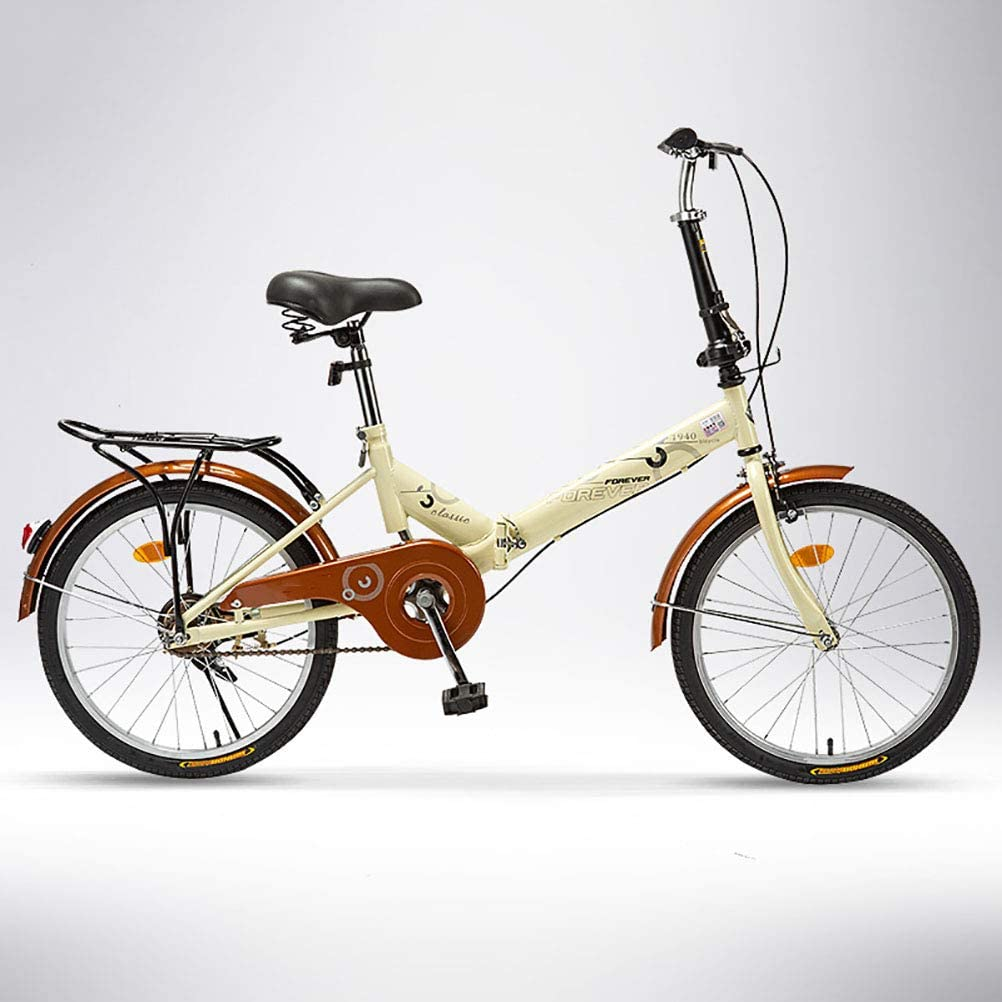 ZEIYUQI Plegable Bicicleta de Carretera Hombre 20 Pulgadas ...