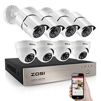 CLEAR IT SECURITY Video Surveillance Camera Systems in Fort Worth