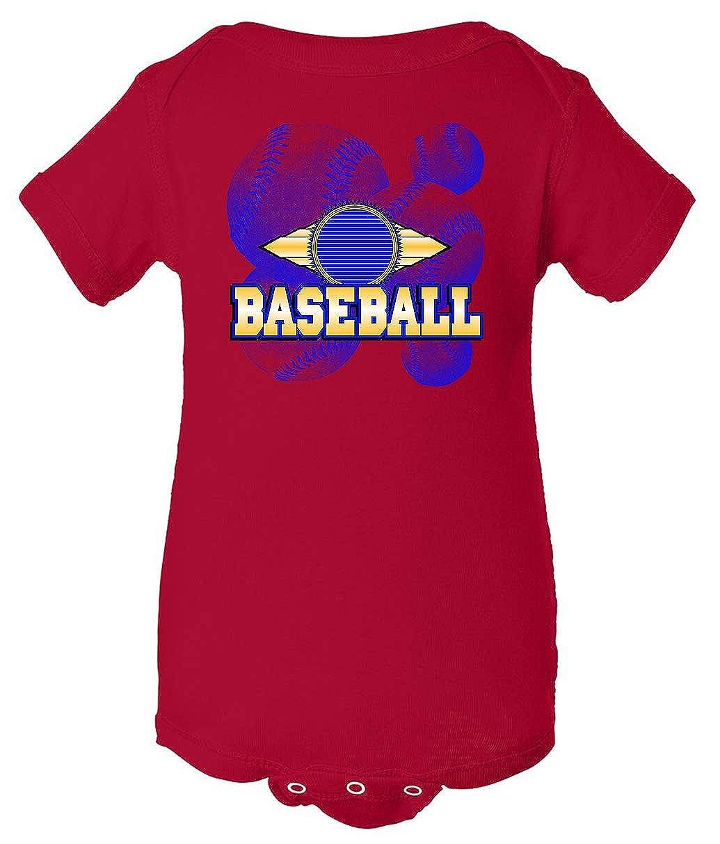 Tenacitee Babys Baseball Wings Shirt