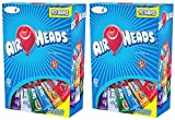 Airheads ViJrmF Chewy Fruit Candy, Variety Pack, 90 Count (Pack of 2)