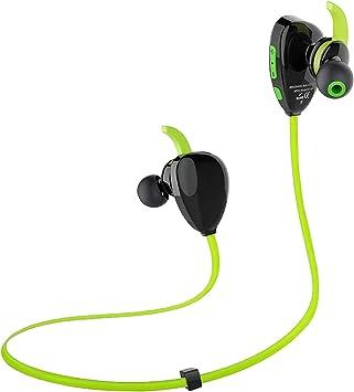 Avizar Ecouteurs In Ear sans fil connexion Bluetooth + NFC
