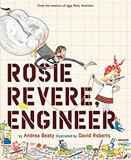 Book cover Rosie Revere Engineer