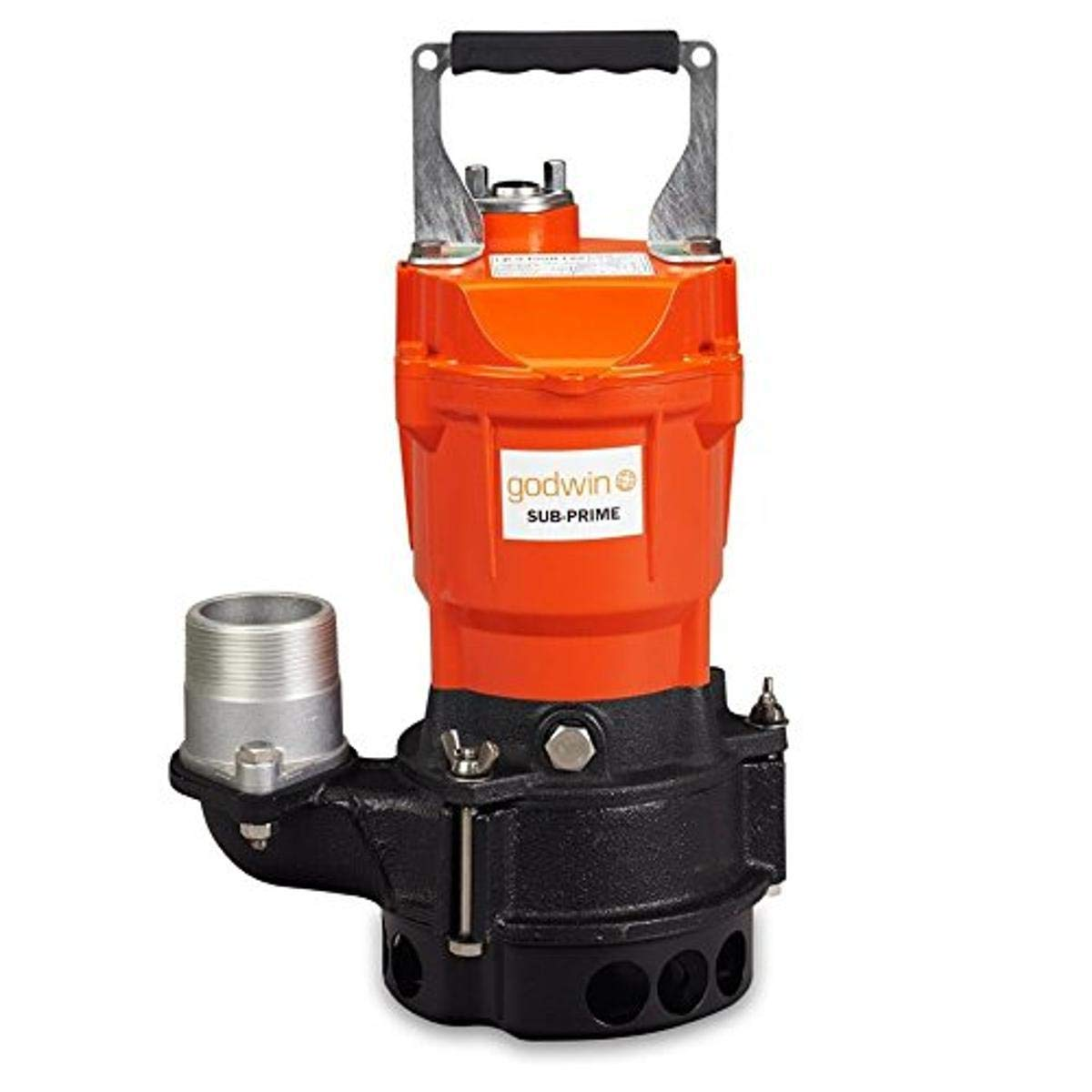 Single Phase 115V 2 Godwin GSP05-115V Series Submersible Dewatering Pump 1//2 hp