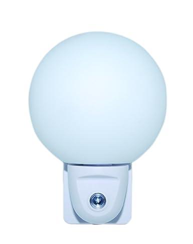 IBV luz de la noche para bola de colour blanco con sensor de movimiento luz de