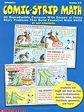 Comic-Strip Math, Dan Greenberg, 0590187376