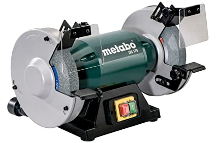 Amazing Metabo Ds 175 240 V 175 Mm Bench Grinder Amazon Co Uk Diy Gmtry Best Dining Table And Chair Ideas Images Gmtryco