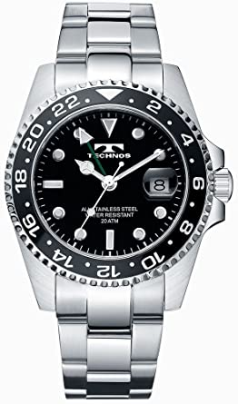 TECHNOS GMT Watch T2134SB