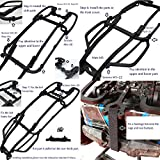 RC Car Roll Cage Guard Shell Body Keel Frame Kit