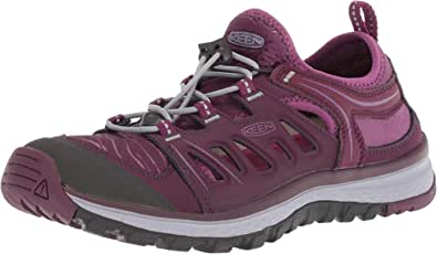 Keen Womens Terradora Waterproof Walking Shoes Red Sports Outdoors Breathable