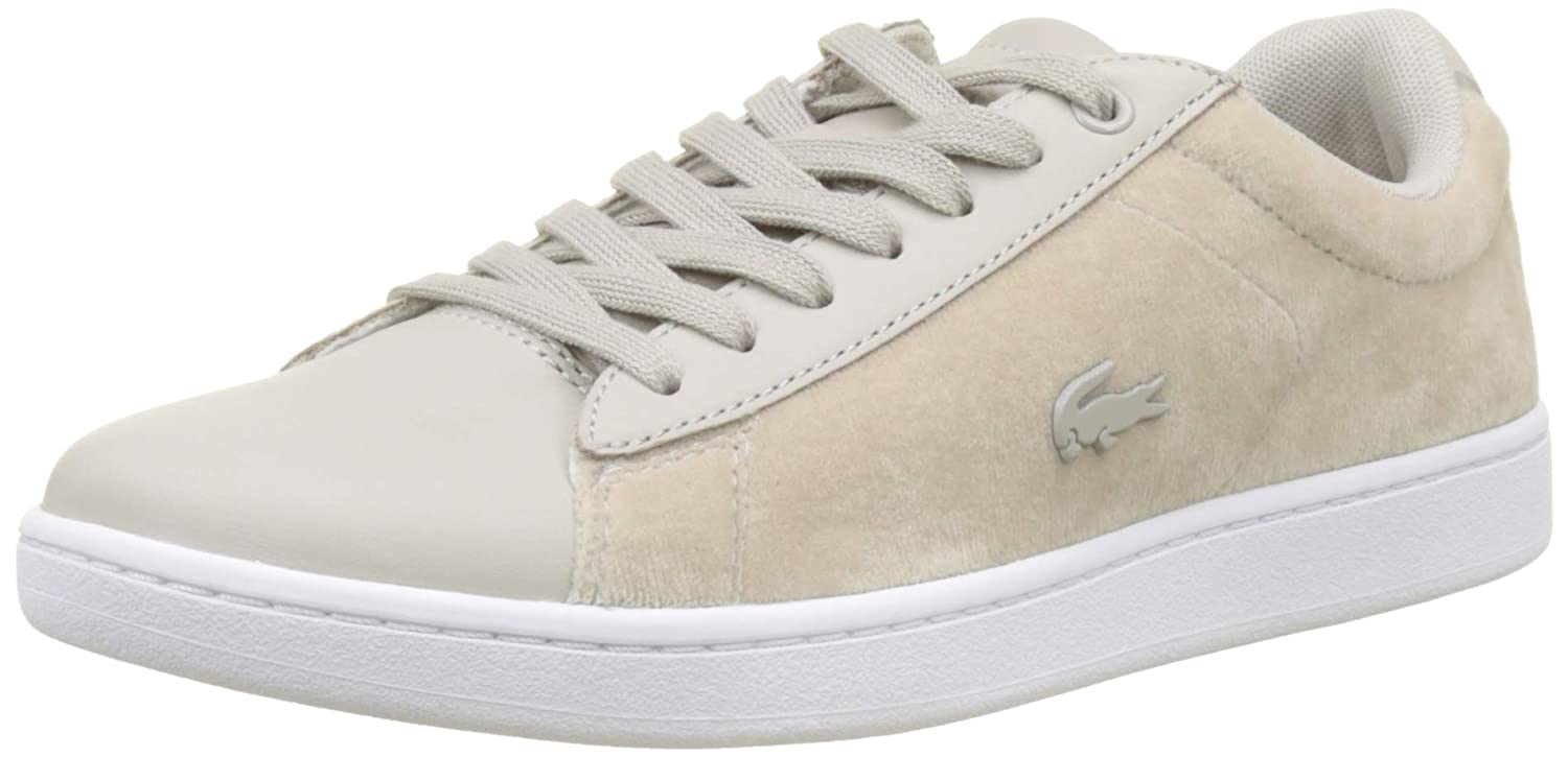 Lacoste Carnaby SPW, Evo 318 8 Lacoste SPW, (Gry/Wht Baskets Femme Gris (Gry/Wht 25y) d30a8bd - latesttechnology.space