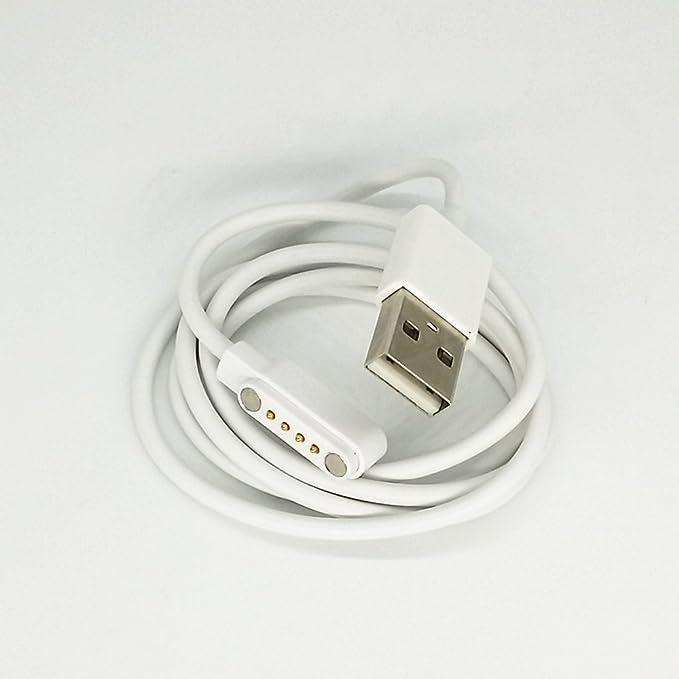 sepver Reloj Inteligente Cargador Cable para k88h kw88 KW18 G3 ...