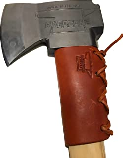 product image for Hardcore Hammers Leather Axe Handle Collar