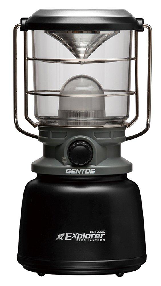 ジェントス LED ランタン エクスプローラー EX-1000C