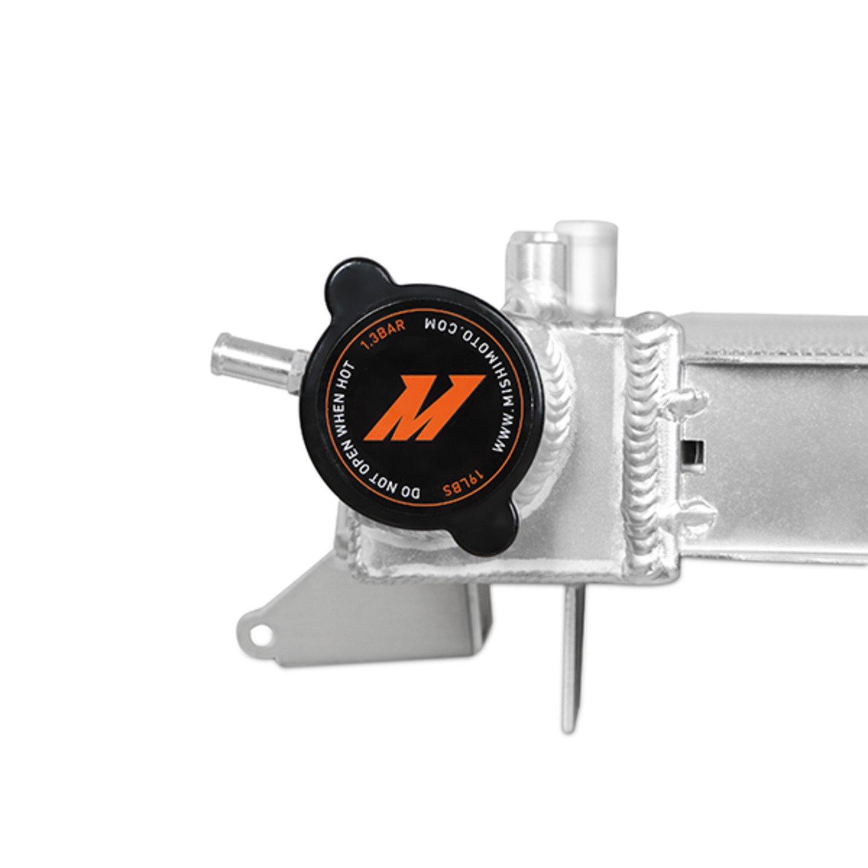 Mishimoto MMRAD-RAM-10 Silver Aluminum Radiator