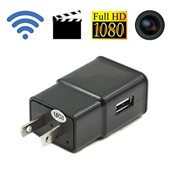 Amazon.com : YYCAMUS 1080P Wifi Remote Control Spy Camera Adapter ...