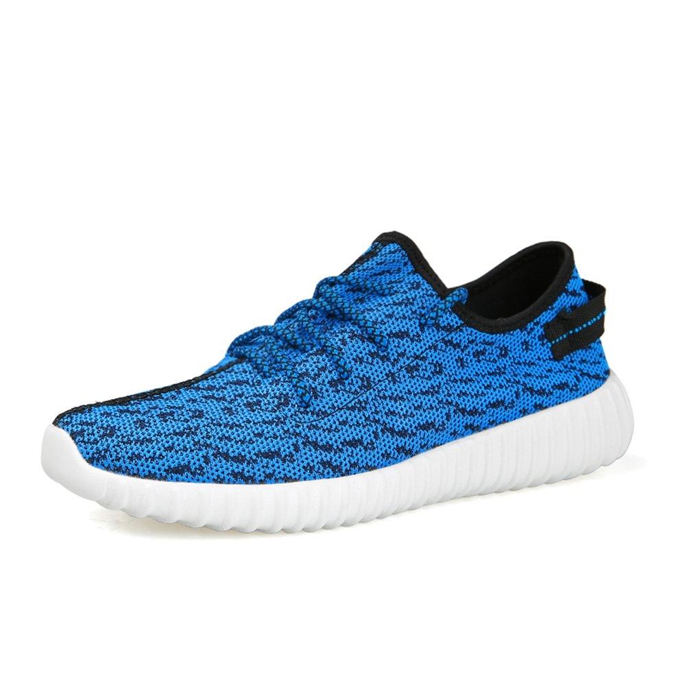 Sunlane Zapatillas de Running Para Hombre 38 EU=41 EU=25.5 cm|azul celeste