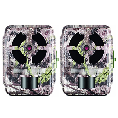 Primos 12MP Proof Cam  02 HD Trail Camera with Low Glow LEDs