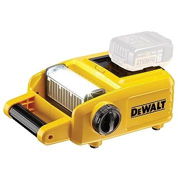 Dewalt DCL060-XJ Luz LED de Área XR 18V sin cargador/batería
