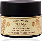 Kama Ayurveda Rejuvenating and Brightening Ayurvedic Night Cream, 25gm