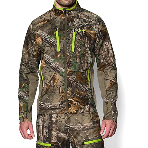 UPC 888376756710, Under Armour Men's Storm Softershell Jacket, Realtree AP-Xtra, XX-Large