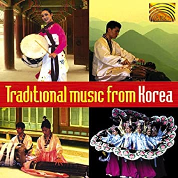 amazon 韓国伝統音楽 traditional music from korea chung woong